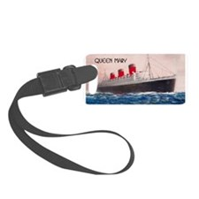 Queen Mary Luggage Tag
