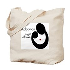 ADOPTION GIFT OF LOVE Tote Bag
