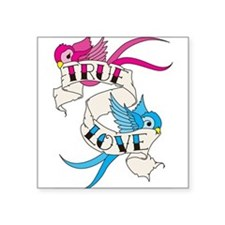 True Love Birds Sticker