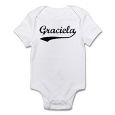 Vintage: Graciela Infant Bodysuit