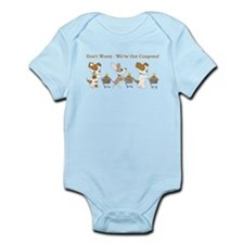 DON'T WORRY... Infant Bodysuit