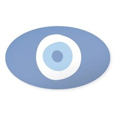 Blue Eye Bumper Stickers
