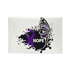 Hope GIST Cancer Rectangle Magnet (10 pack)
