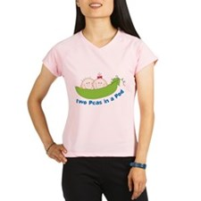 Two Peas Performance Dry T-Shirt