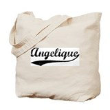Vintage: Angelique Tote Bag
