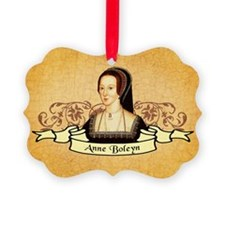 Anne Boleyn Picture Ornament