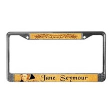 Jane Seymour License Plate Frame