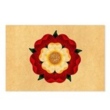 tudor-rose_12x18.jpg Postcards (Package of 8)
