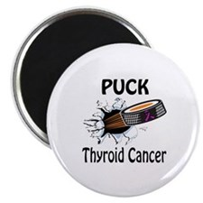 Puck Thyroid Cancer Magnet