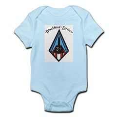 Blackbird Driver Infant Bodysuit