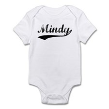 Vintage: Mindy Infant Bodysuit