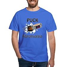 Puck Fibromyalgia T-Shirt