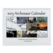 2013 Archosaur Calendar