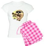 Hawaiian Pizza Women's Light Pajamas