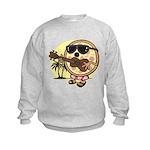 Hawaiian Pizza Kids Sweatshirt