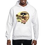 Hawaiian Pizza Hooded Sweatshirt