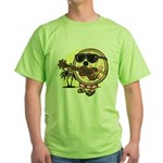 Hawaiian Pizza Green T-Shirt