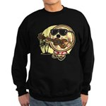 Hawaiian Pizza Sweatshirt (dark)