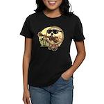Hawaiian Pizza Women's Dark T-Shirt