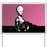 marie-antoinette-pop-art_12x18h.png Yard Sign