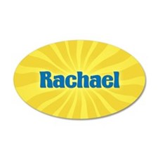Rachael Sunburst Wall Decal