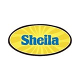 Sheila Sunburst Patch