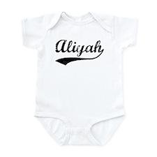 Vintage: Aliyah Infant Bodysuit