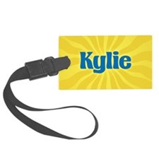 Kylie Sunburst Luggage Tag