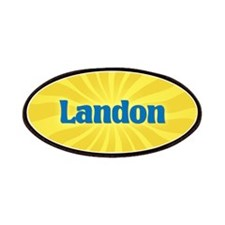 Landon Sunburst Patch