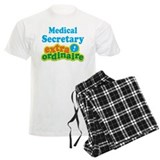 Medical Secretary Extraordinaire pajamas