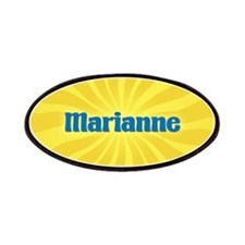 Marianne Sunburst Patch