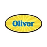 Oliver Sunburst Patch