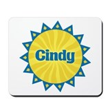 Cindy Sunburst Mousepad
