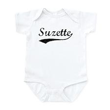 Vintage: Suzette Infant Bodysuit