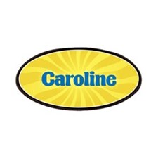 Caroline Sunburst Patch