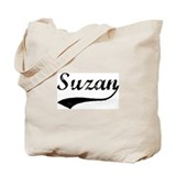 Vintage: Suzan Tote Bag