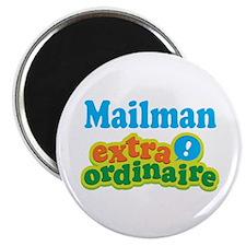 Mailman Extraordinaire Magnet