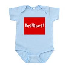 Brilliant! Infant Bodysuit