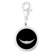 cheshire1-bkT.png Silver Round Charm