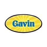 Gavin Sunburst Patch
