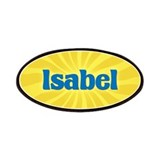 Isabel Sunburst Patch