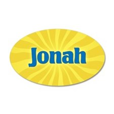 Jonah Sunburst Wall Decal