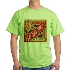 Absinthe Suisse T-Shirt