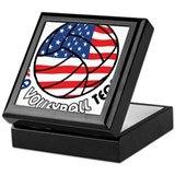 USA Volleyball Team Keepsake Box
