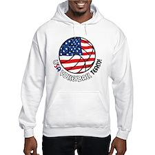 USA Volleyball Team Hoodie