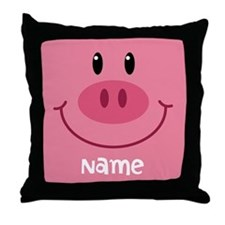Personalized Bed-D-Bye Buddy Pig Pillow