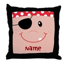 Personalized Bed-D-Bye Buddy Pirate Pillow