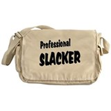 Professional Slacker Messenger Bag