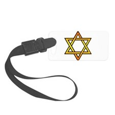 STAR OF DAVID Luggage Tag