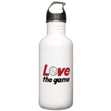Love The Game Water Bottle